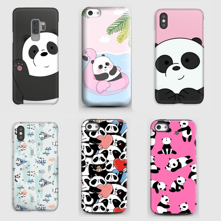 f851451c3e 3D Lay Chubby Panda Doll Candy Case for OPPO A37 r9s a59 y67 | Shopee  Philippines