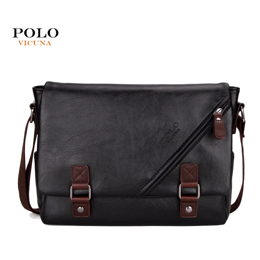 285f8cb73899 Vicuna Polo Buckle Sling Bag