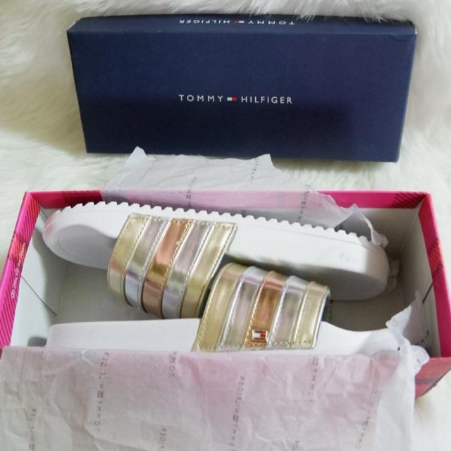 348bdf1f4e438 SALE!! Original Tommy Hilfiger slides slippers