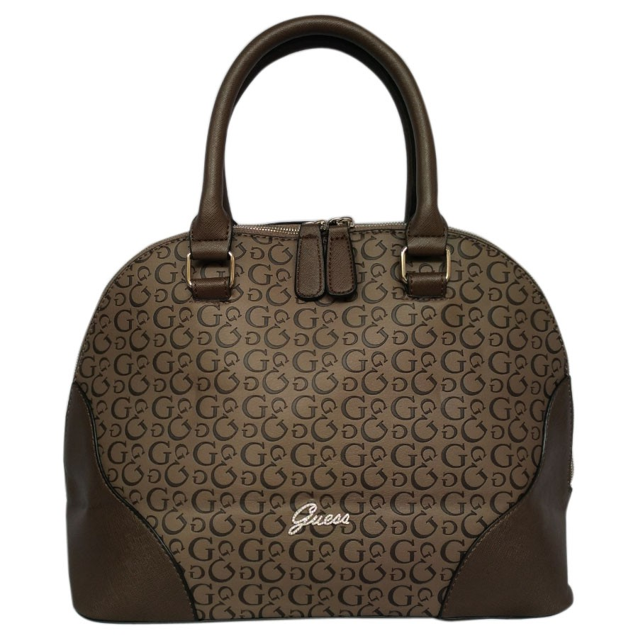 Guess Signature Tansy Tote Bag (Black)  7edb2dfbde3e4