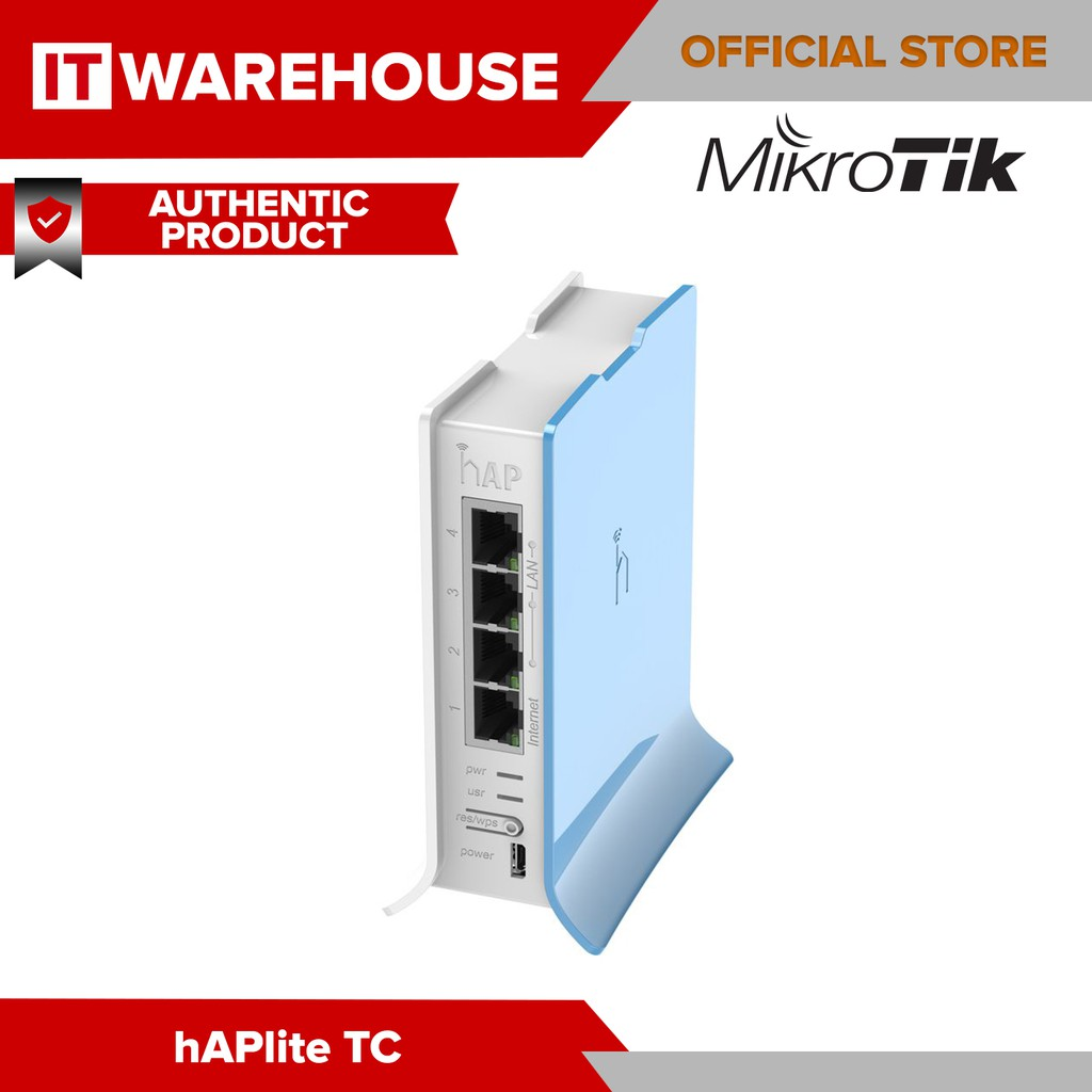 hAP Lite Mikrotik RB941-2nd with Wifi haplite - RB 941 Tower