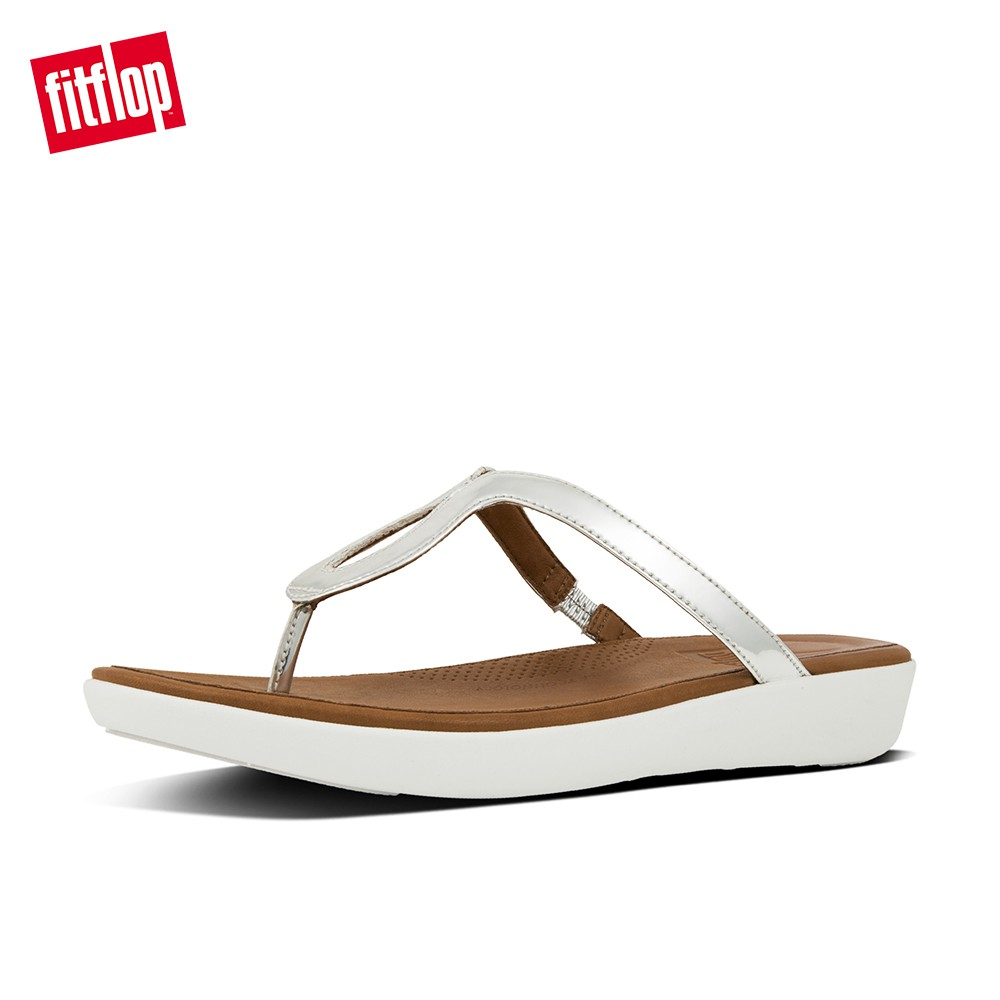 940c8070937ba Fitflop Womens L52 Strata Toe-Thong Sandals Classic Fashion