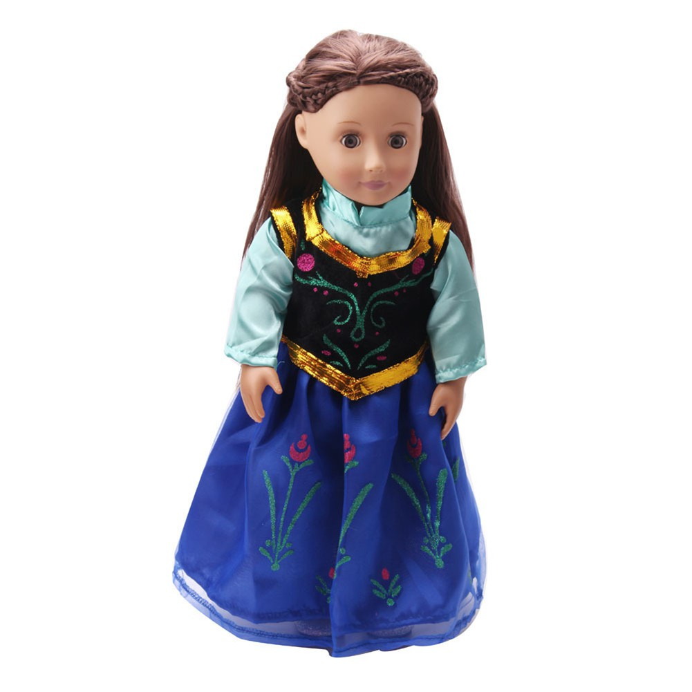 Fits18 inches American Girl fashion Doll Clothes dress Madame Alexander Handmade