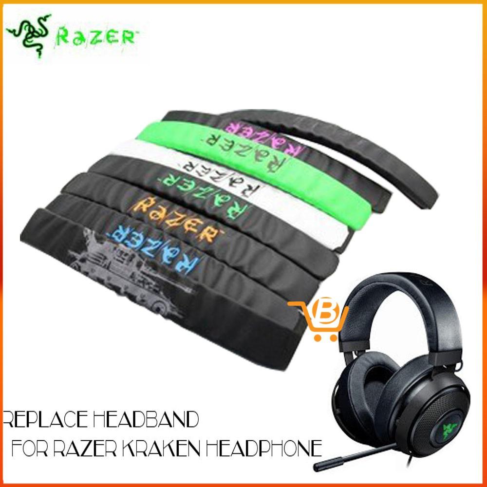 Replace Headband Ear Pads For Razer Kraken 7 1 Pro Headphone