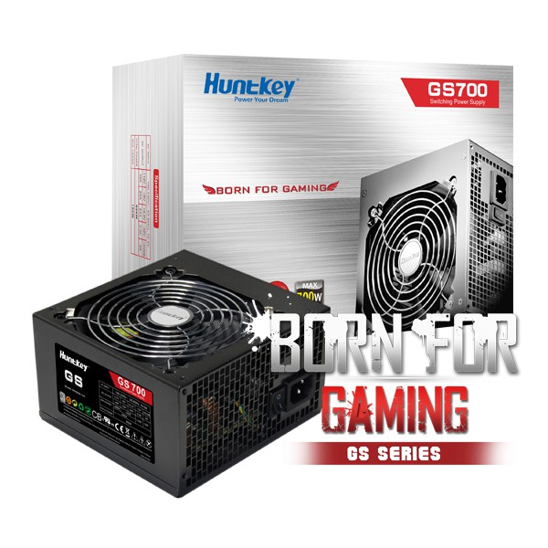 Huntkey GS Series GS700 600W Power Supply For Your Gaming PC