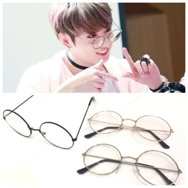 Bts Jungkook Glasses Wallpaper: Glasses Bts Jungkook Transparent Glasses Harry Potter