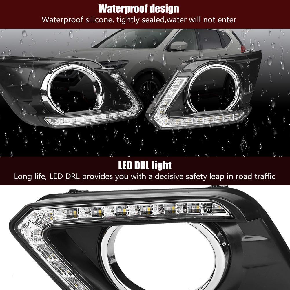 Gorgeri Car Light Strip,30cm 15 LED Waterproof Car Auto Motors Truck Flexible Light Strip Blue