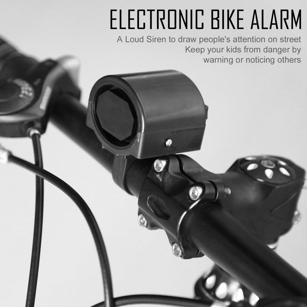 Mini Cute Bike Bicycle Handlebar Safety Warning Aluminum Alloy Alarm Horns Bells