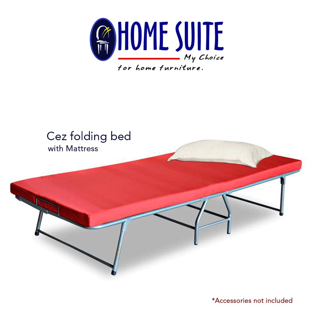 - Home Suite Folding Bed - Cez Shopee Philippines