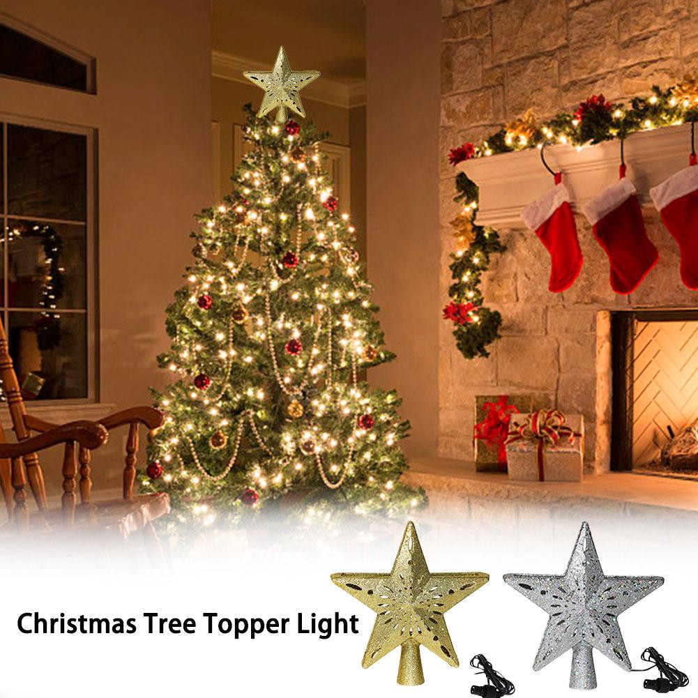 Christmas Tree Star Topper With