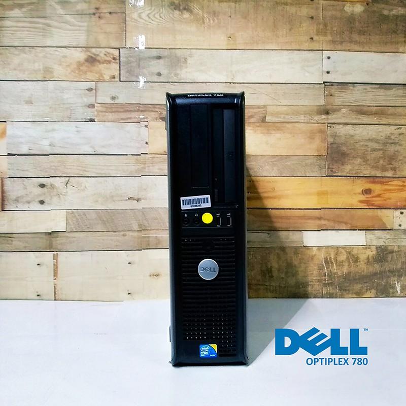 CPU DELL OPTIPLEX 780 DT SLIM CORE2DUO E8400 3 8GHZ   Shopee