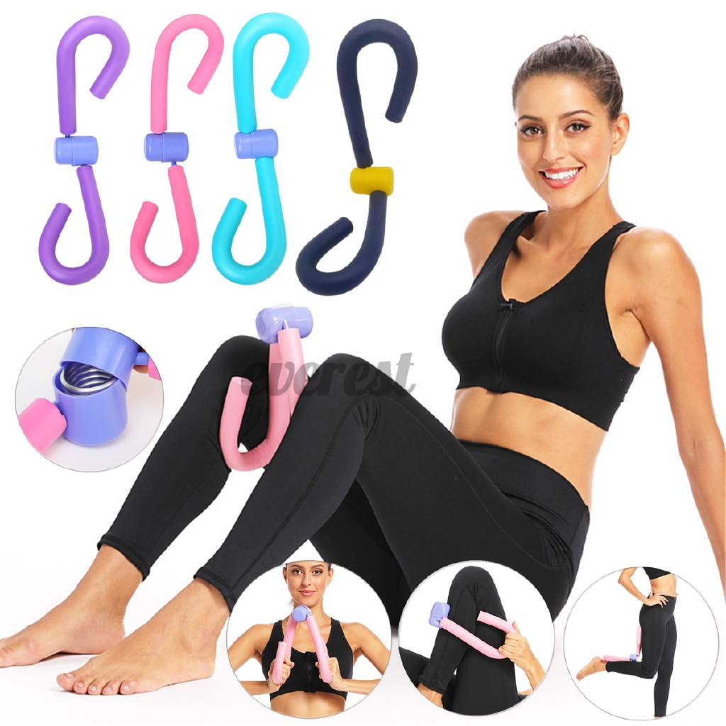 Thigh Inner Outer Leg Arm Fat Master Exercises Trainer Slim Muscle Workout Toner