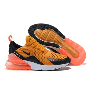 new product 8f300 42f22 Nike Air 270 Nike Air Max 270 Yellow Black Orange