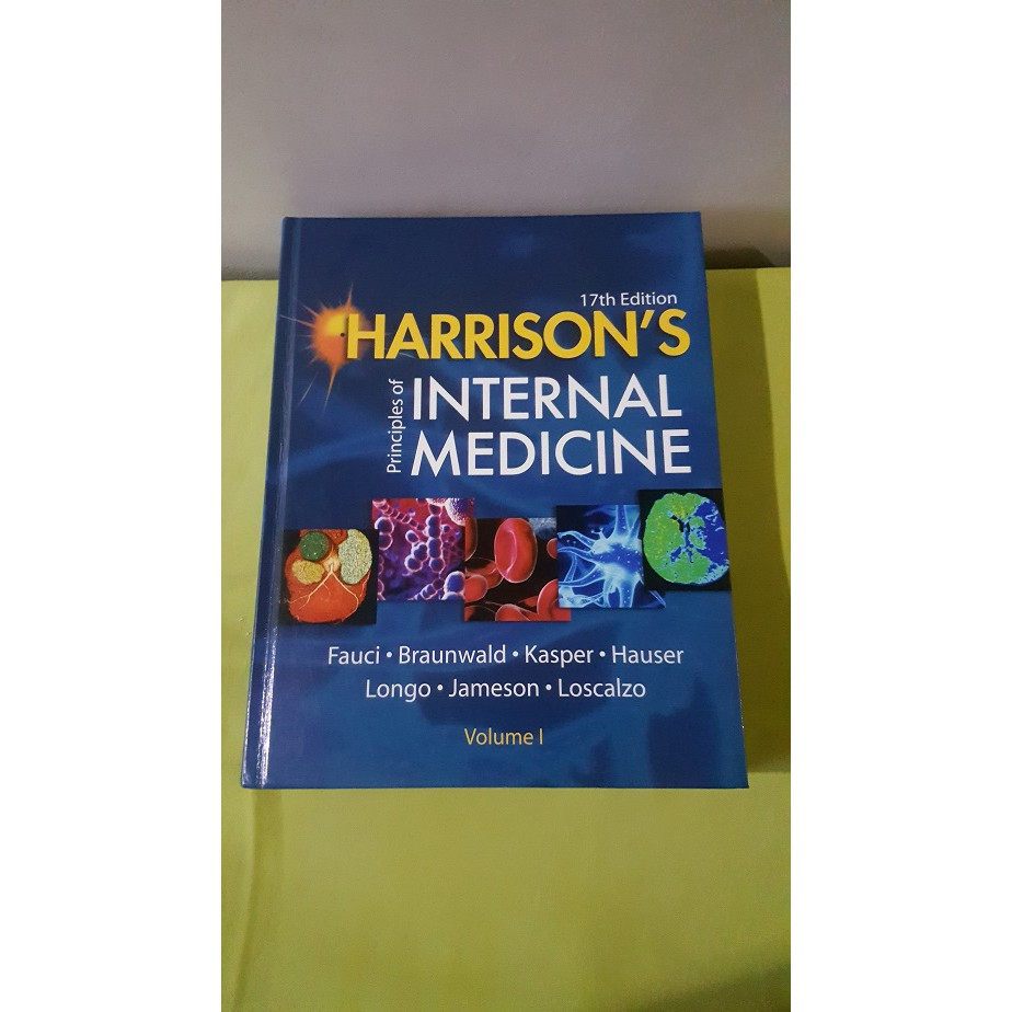 Harrison's Internal Medicine 17th ed, NMS & USMLE Reviewers