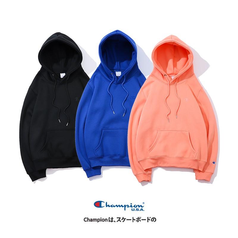 Champion Loose Plus Casual Sweatshirt Size Hoodie qzUSMVp