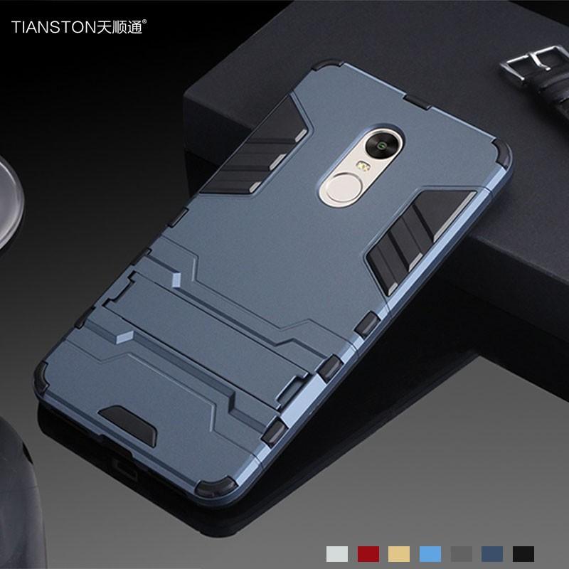 low priced 28bef e501d Xiaomi Redmi Note 4X Cover Cool Armor Case