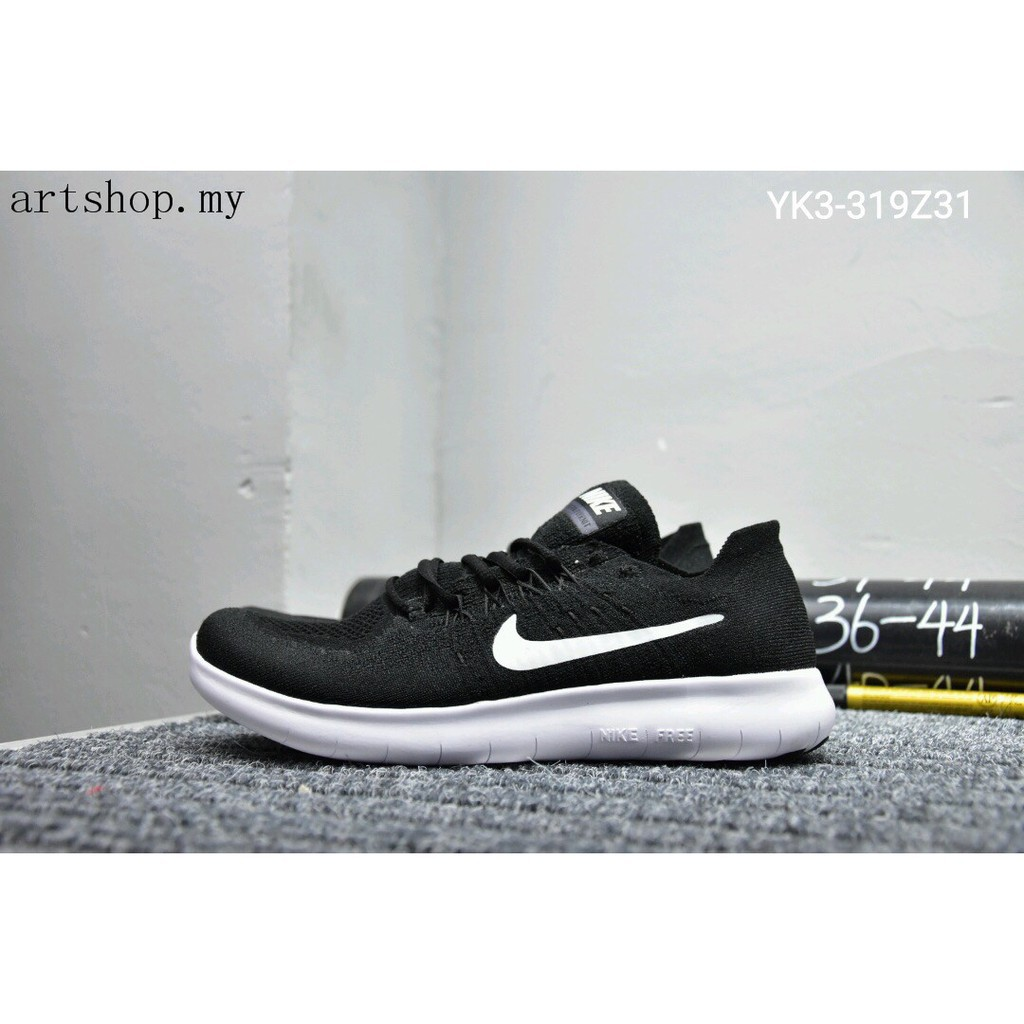 new concept c40a7 b1793 Nike Free RN Flyknit 2018 Men women Sneakers Running shoes