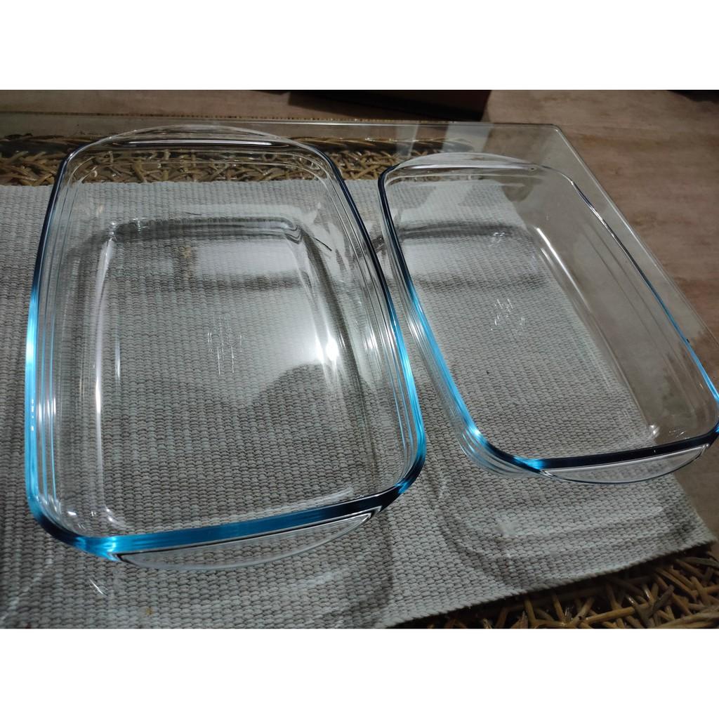 Clear 4.5 L /Ôcuisine 240BC00 Rectangular Roaster