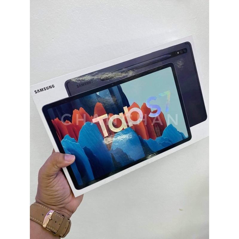 SAMSUNG GALAXY TAB S7 / S7+ BRAND NEW ORIGINAL WITH WARRANTY | Shopee  Philippines