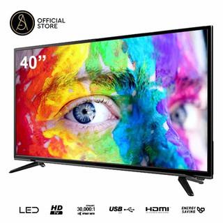 """A&S 40"""" Slim Full HD LED TV"""