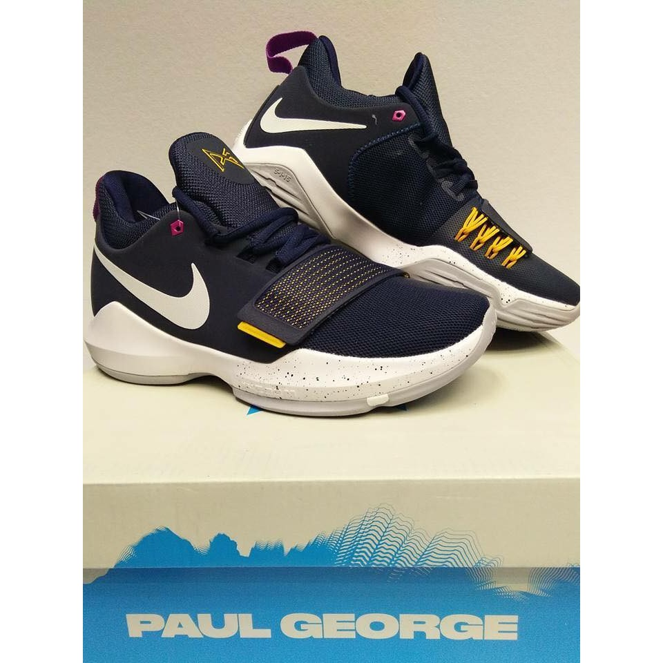 newest collection aac12 910d8 Paul George Nike PG 1 Shoes