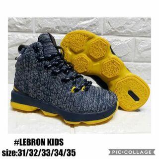 4253bef7f1 Nike Lebron James 15 BasketBall Shoes #5600   Shopee Philippines