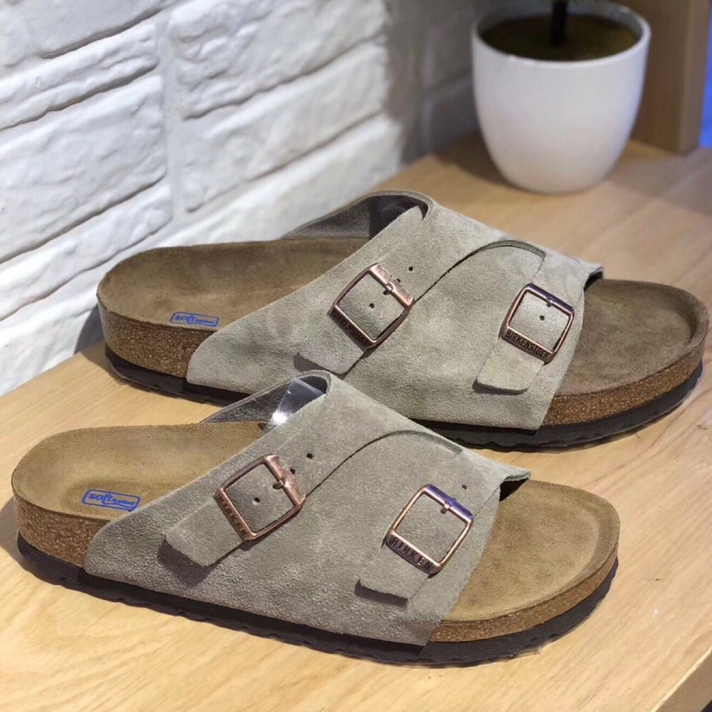 finest selection 34300 43e97 100% Original Birkenstock Zürich Weichbettung Women Sandals