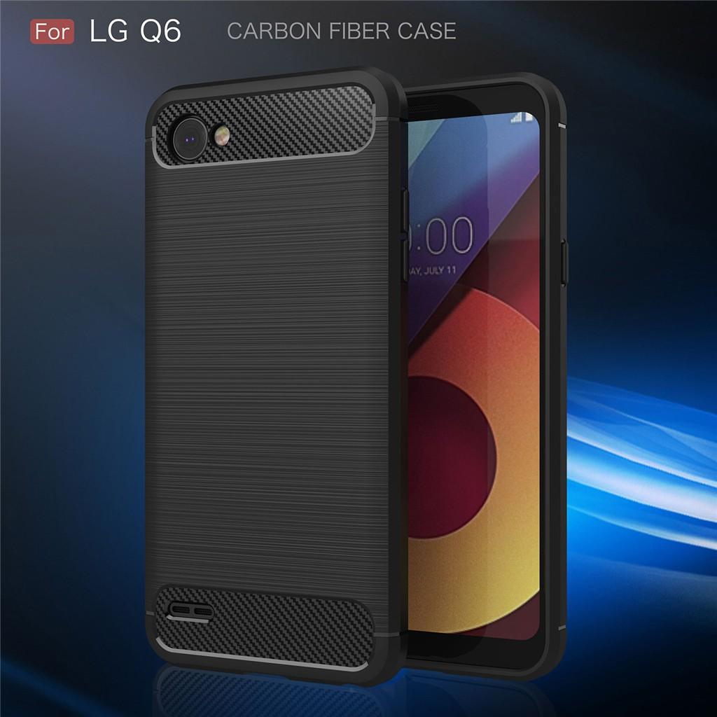 Lg Q6 Full Protection Ultrathin Soft Tpu Silicone Phone Case L80 Dual D380 Black Free