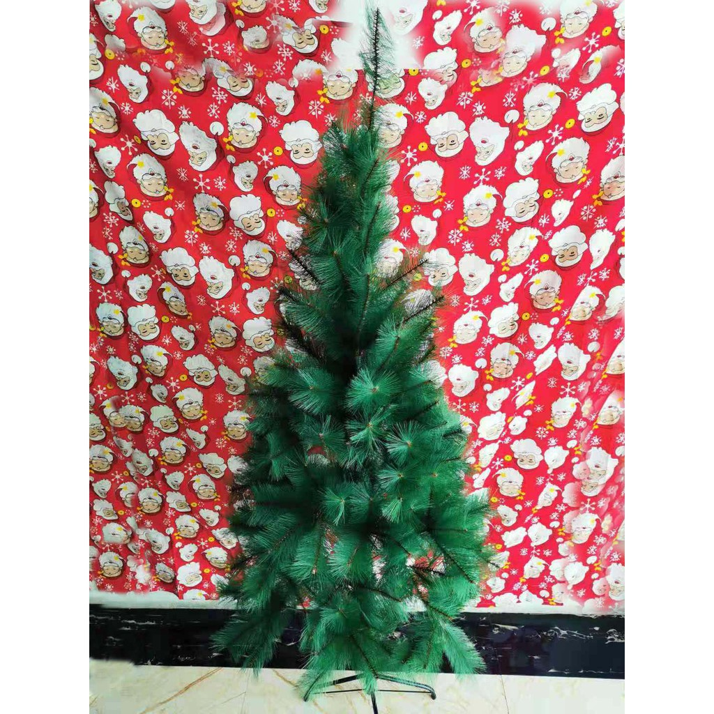 Christmas Tree One Color Pine 4ft Shopee Philippines