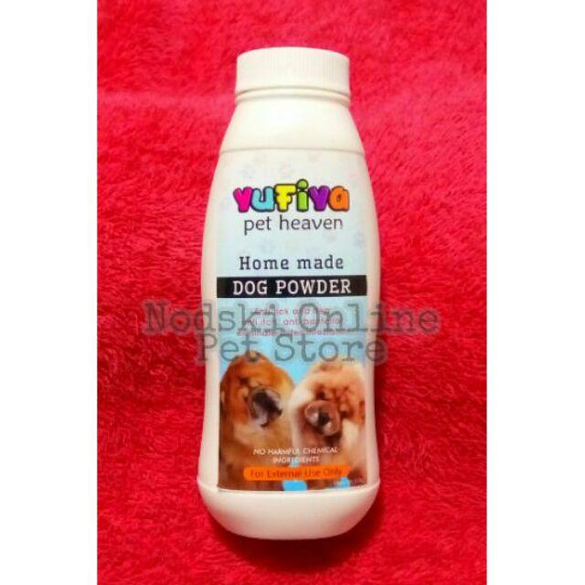 Yufiya Pet Haven Dog Powder