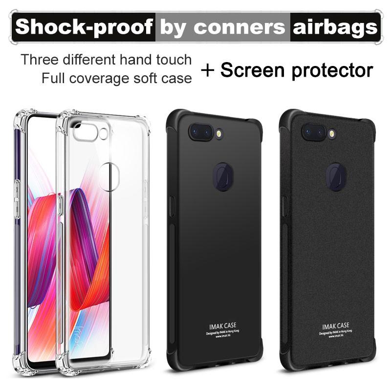 Case Samsung Galaxy A8 A8 Plus (2018) Soft Cover Airbag Case ... 68293f85023d