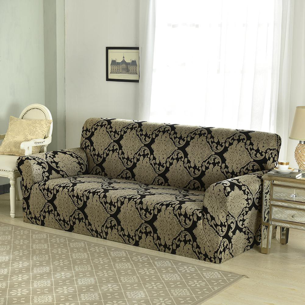 Slipcover Fabric Couch Sofa Cover
