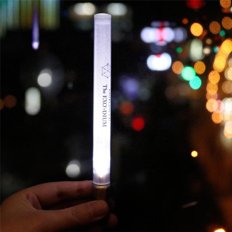 💕READY STOCK💕EXO Concert Light Lightstick Glitter Glowing | Shopee Philippines