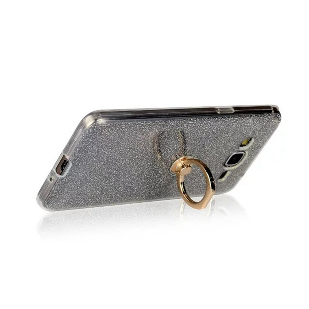 ProductImage. ProductImage. For Samsung Galaxy Grand Prime G530 Black Glitter Ring Silicon shockproof jelly Case