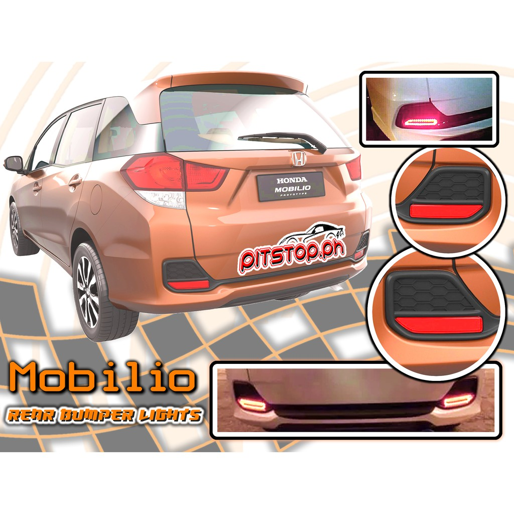 Honda Mobilio Rear Bumper Light Shopee Philippines