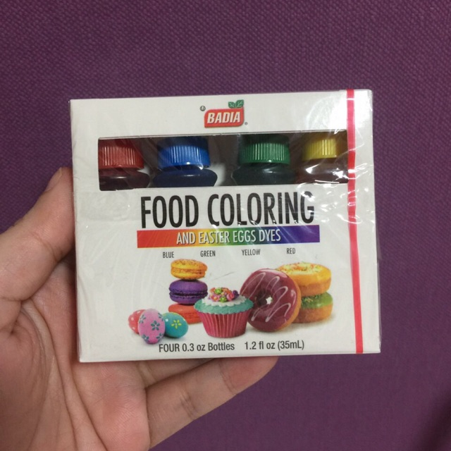 Hyco Egg Yellow Food Coloring | Shopee Philippines