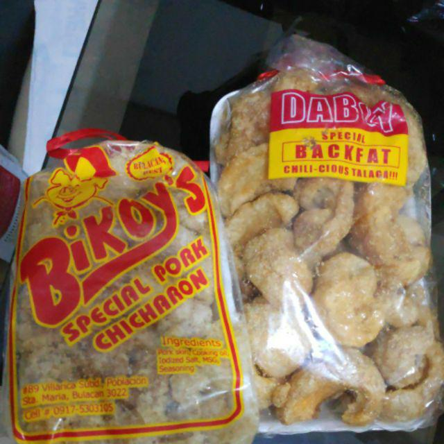 Bikoy's Special Pork Chicharon SMALL | Shopee Philippines