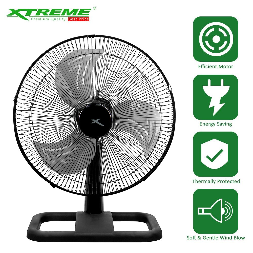 Xtreme Tcff 18 60w Industrial Floor Fan Shopee Philippines Hanabishi Electric Capacitor