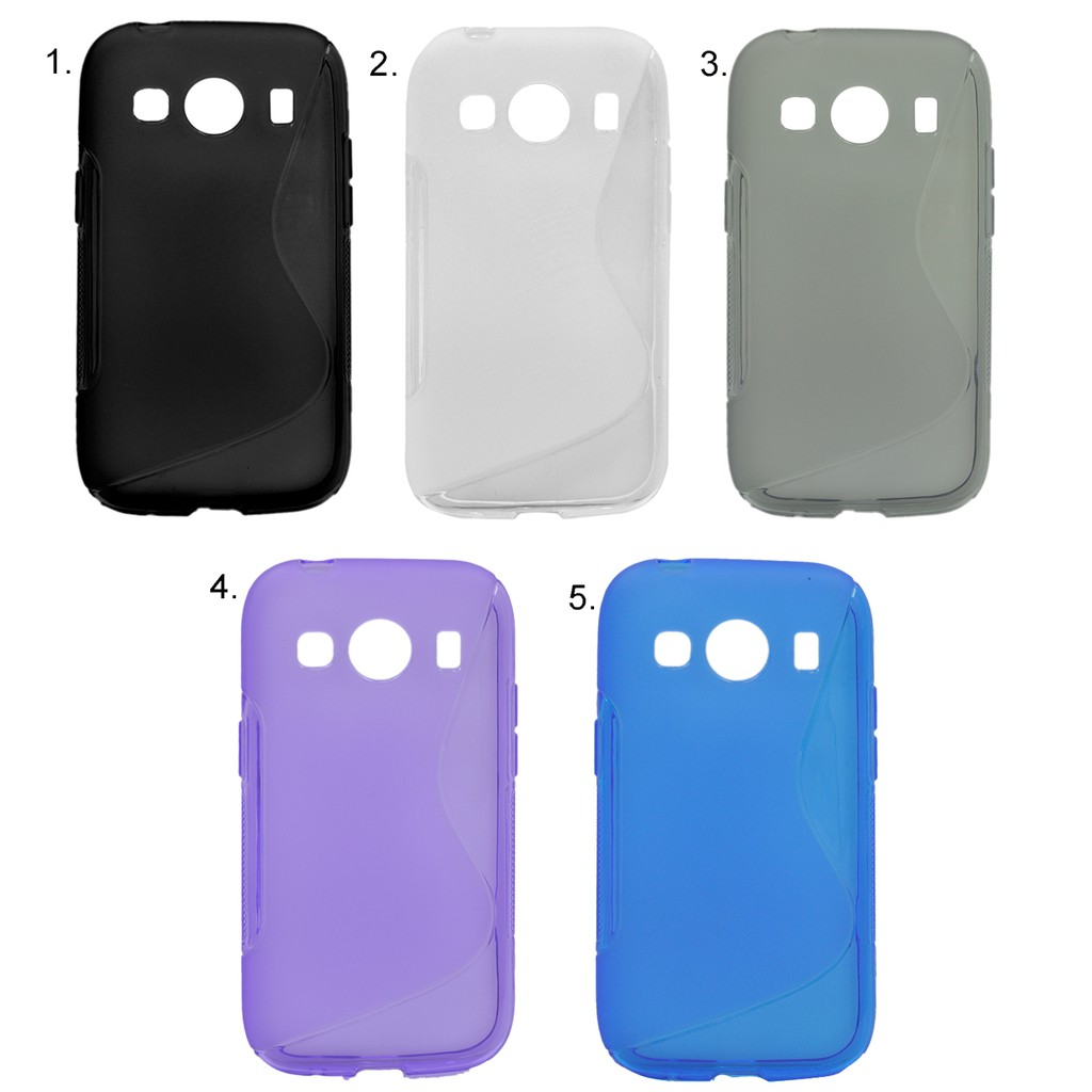 S Line Flexible TPU Protective Case Cover for Nokia 225   Shopee Philippines