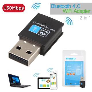 WiFi + Bluetooth 4 0 Wireless Card To Mini PCI-E 1X Adapter For  PC/Hackintosh