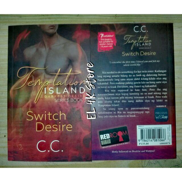 TEMPTATION ISLAND 3: Switch Desire by C C