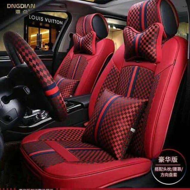LV CHANEL GUCCI CAR SEAT COVER