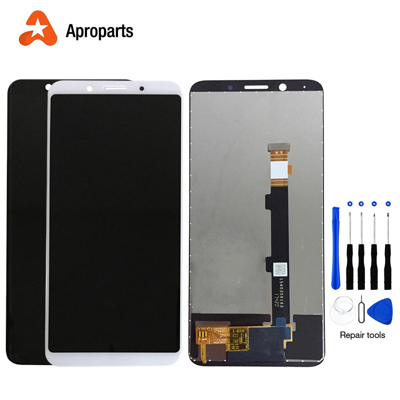 For OPPO F5 LCD Display Touch Screen Assembly For OPPO A75