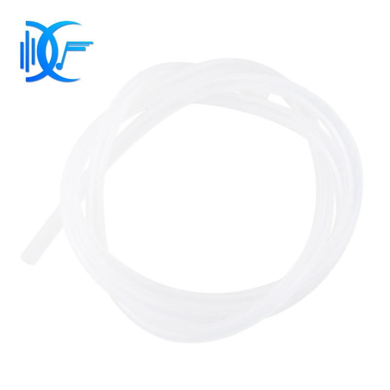 Baomain 4mm ID x 6mm OD Peristaltic Pump Flexible Hose Silicone Tubing 1M