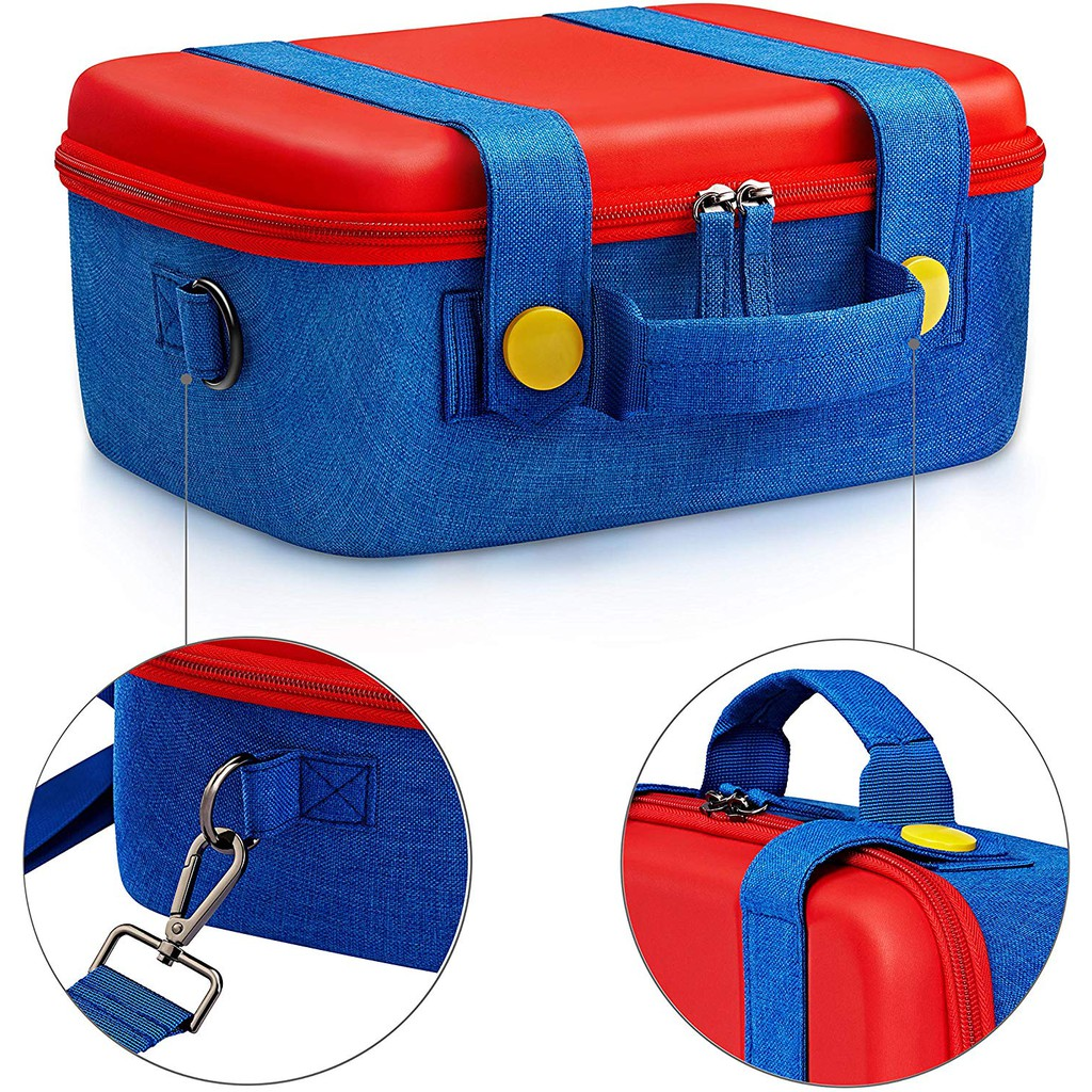 Applicable to Nintendo switch storage bag ns protective case hard shell game console box accessories
