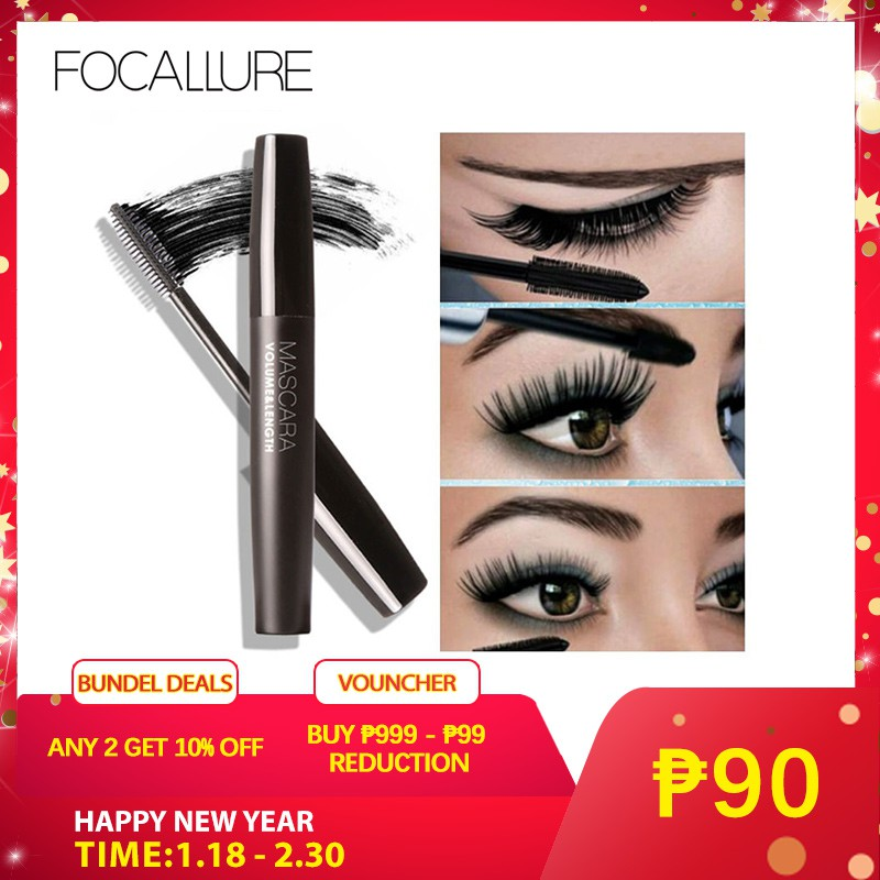 a003813b30f BIOAOUA MASCARA Long Lasting Curling Mascara | Shopee Philippines