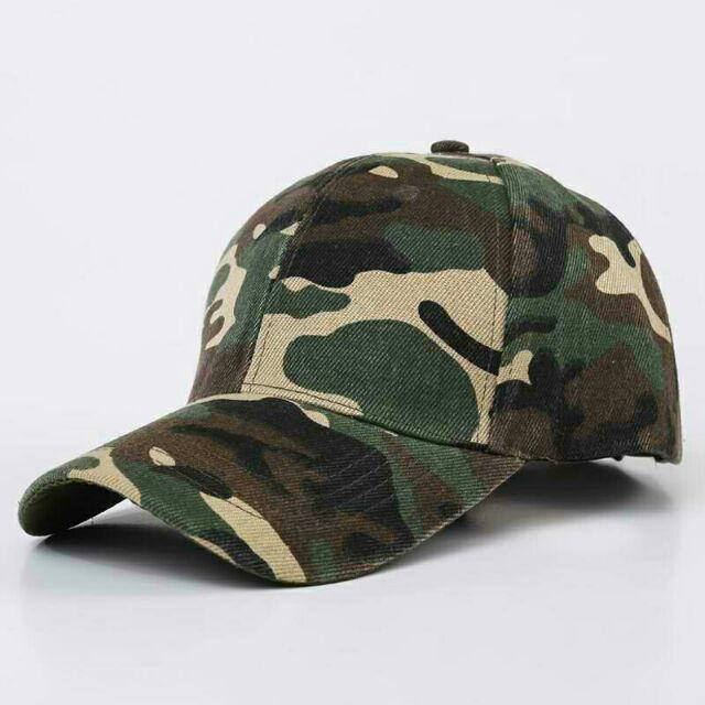 06499c502 Camouflage Baseball Cap