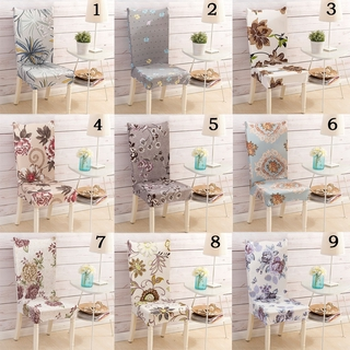 Elastic Home Chair Cover Piece Dining Table