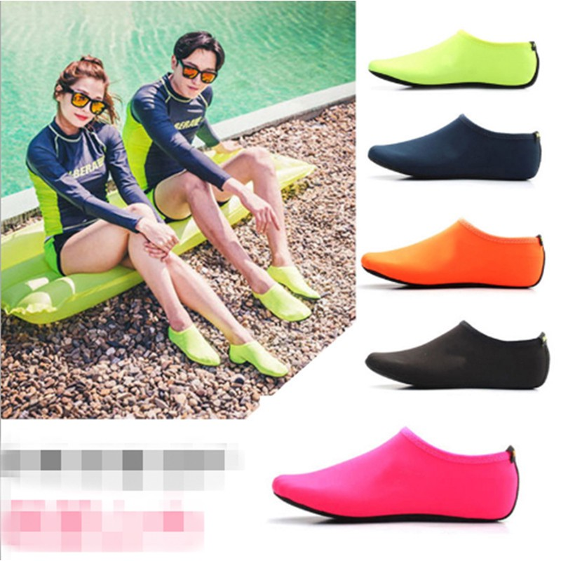 41b835eab Men Women Water Shoes Aqua Sock Yoga Exercise Pool