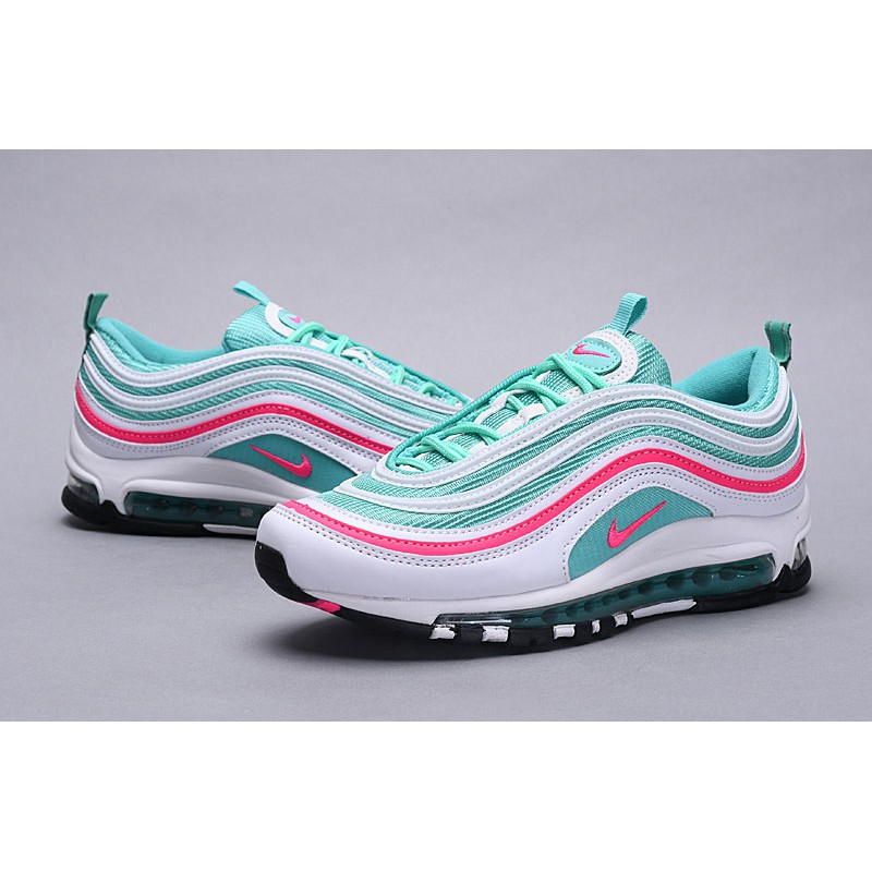 reputable site 52e30 01b43 2019 Nike Air Max 97 Wave Length Sneakers euro size 36-45